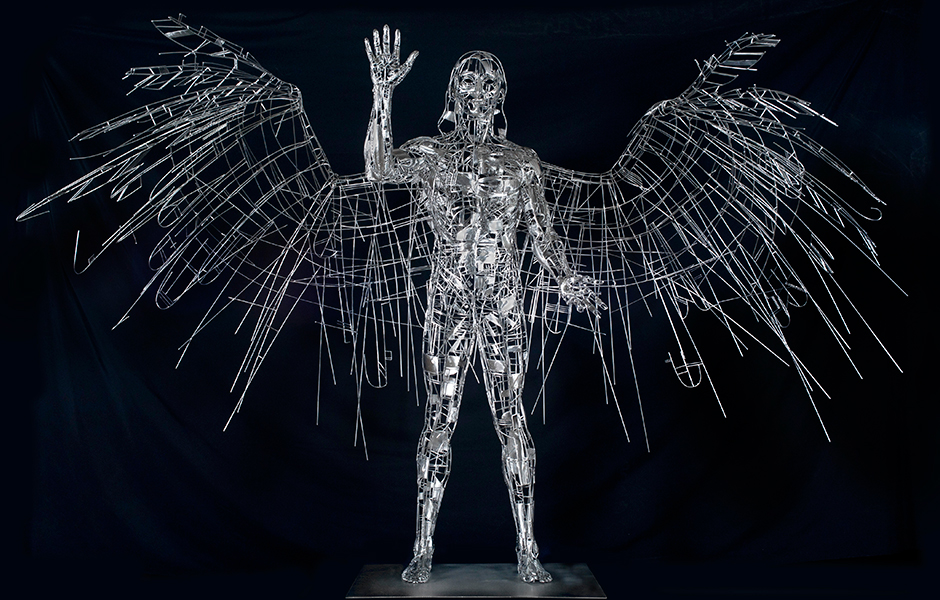 Winged Man